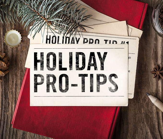 Holiday Pro-Tips: Seasonal Beers