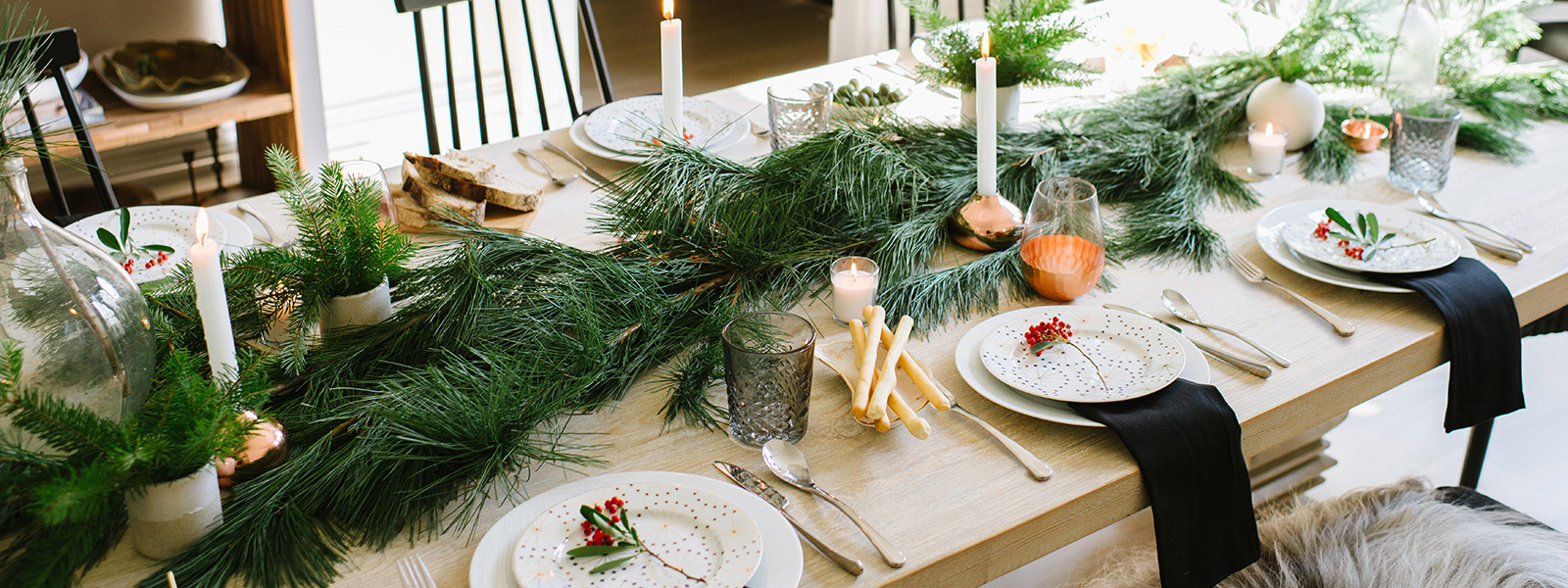 Entertaining - Tablescaping
