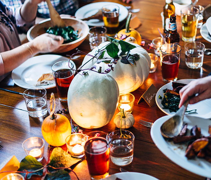 Article Summary - Friendsgiving