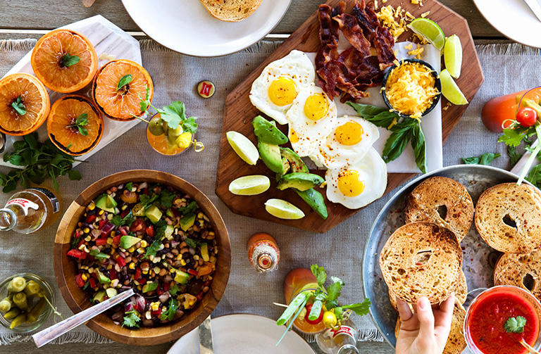 Image - The Latest - New  Year's Day Brunch